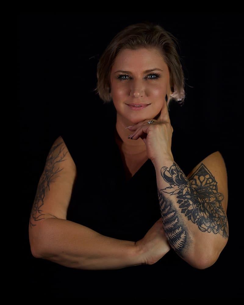 Nicole - nicole- teamleitung -teamleiterin - kundenservice - service - weiblich - weibliche - führungskraft - in - 68775 - ketsch - bei - pikass - tattoo - studio