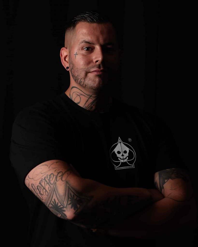 Marcel - Tattoo - Artist - Gastartist - Gasttätowierer - Realistic - Ketsch - PikAss - PikAss Tattoo - PikAss Tattoostudio - Studio