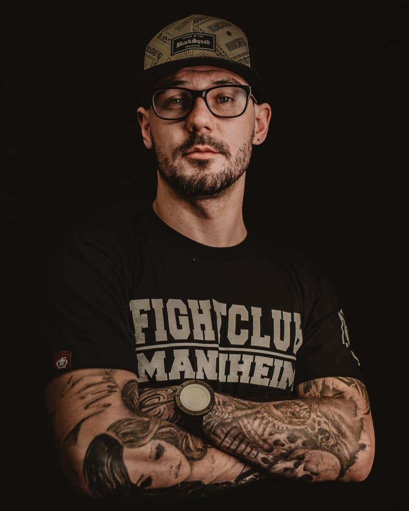 Sergio - Tattoo - Artist - Gastartist - Gasttätowierer - Realistic - Ketsch - PikAss - PikAss Tattoo - PikAss Tattoostudio - Studio